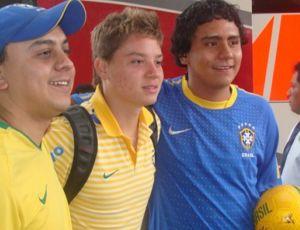 Adryan, da Seleção sub-17 no Mundial (Foto: CBF)