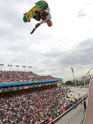 skate bob burnquist megarampa (Foto: Luiz Doro / adorofoto)