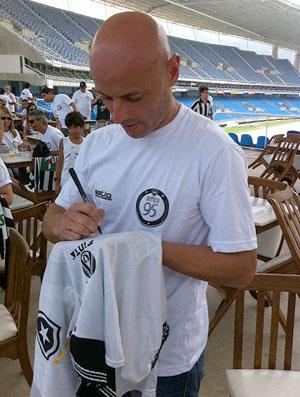 leandro ávila (Foto:  GLOBOESPORTE.COM)