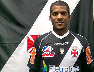Renato Silva é apresentado no Vasco (Foto: Divulgação / Site Oficial do Vasco)