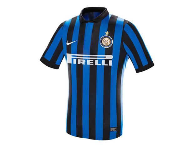 novo uniforme camisa internazionale (Foto: Divulgação / site oficial do Internazionale)