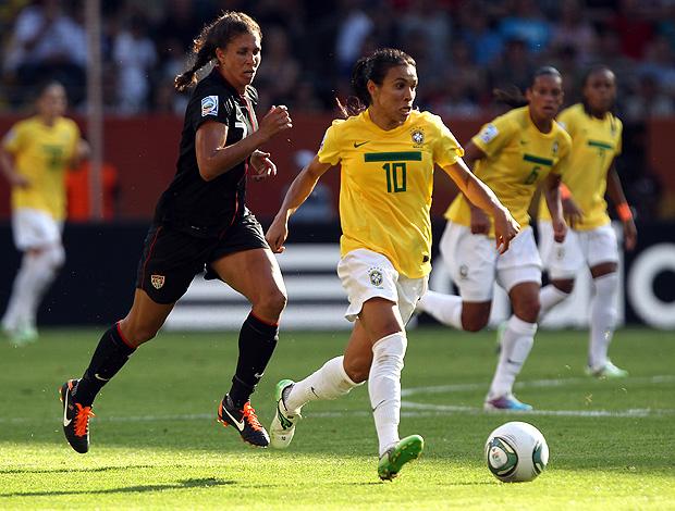 marta brasil shannon boxx Estados Unidos copa do Mundo futebol feminino (Foto: Agência Reuters)