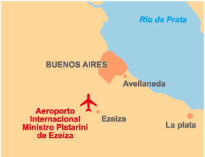 mapa ezeiza (Foto: Arte esporte)
