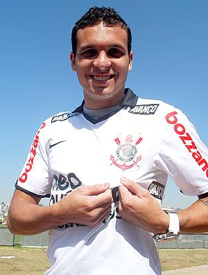 Ramon é apresentado no Corinthians (Foto: Marcos Guerra / Globoesporte.com)