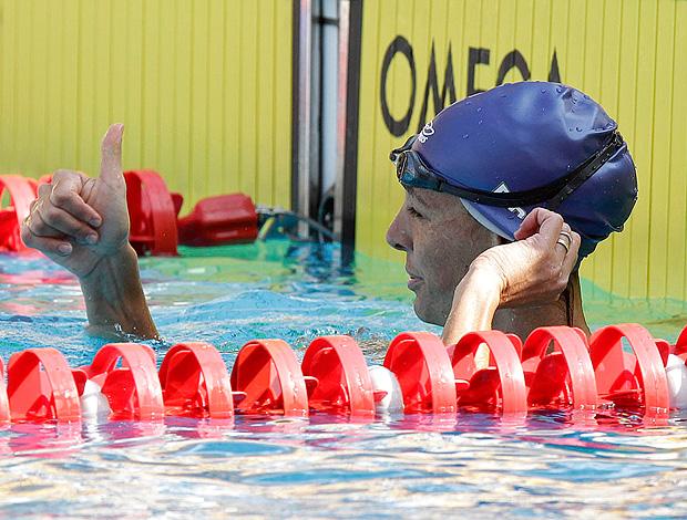Fabiola Molina Jogos Mundiais Militares natação (Foto: Divulgação)