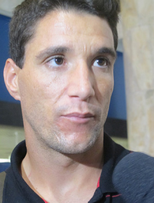 thiago neves flamengo   (Foto: Janir Junior/Globoesporte.com)