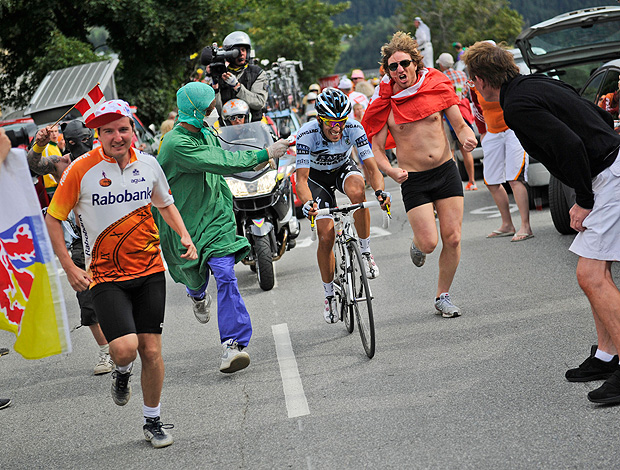 alberto contador ciclismo (Foto: agência AP)