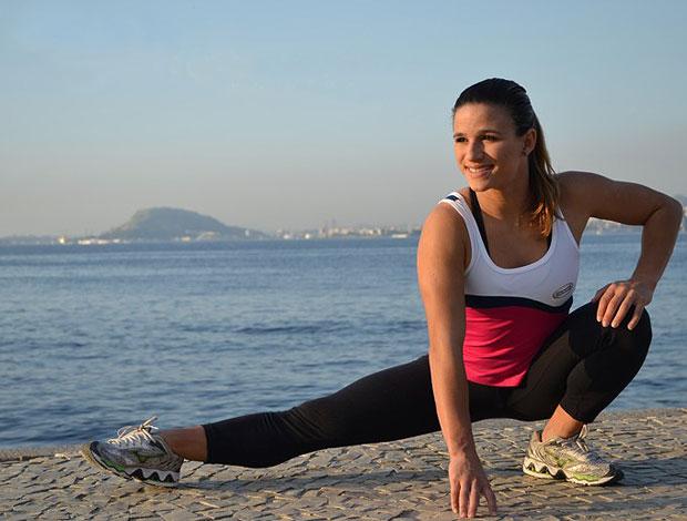 Jade Barbosa lança grife de roupas esportivas (Foto: Reprodução)