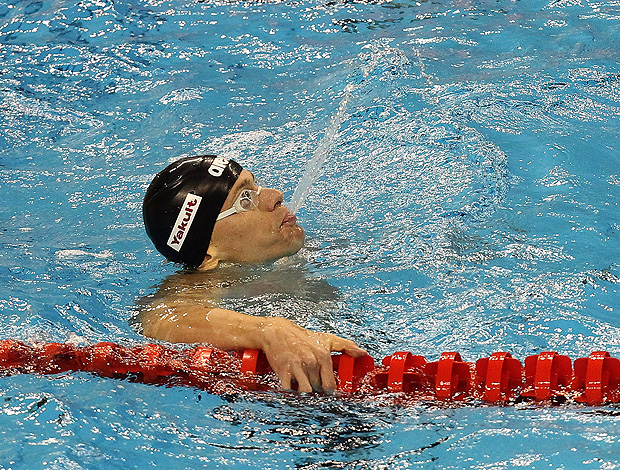 cesar cielo mundial de natação (Foto: Satiro Sodré / AGIF)