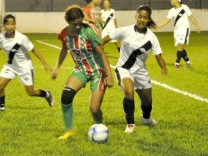 Mixto conquista o bicampeonato Estadual. (Foto: Bárbara Taques/ GloboEsporte.com)