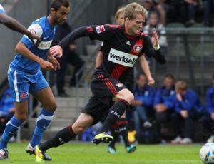 Schürrle em ação pelo Bayer Leverkusen (Foto: Divulgação)