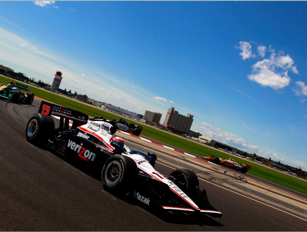 Formula Indy Will Power Gp de Edmonton (Foto: Getty Images)