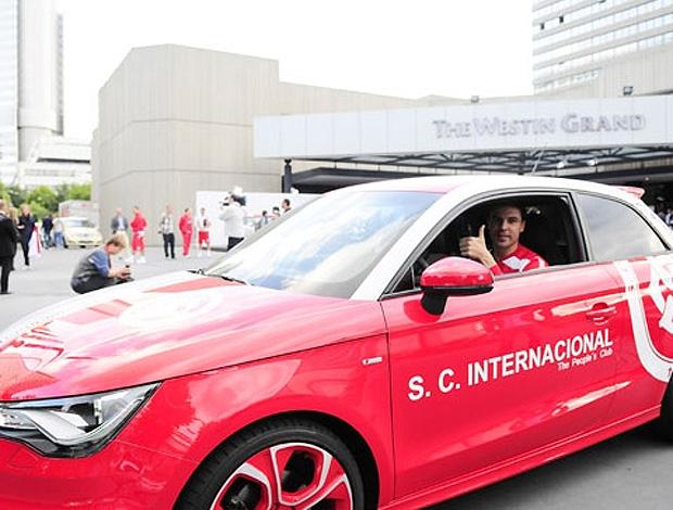 Bolivar Audi Internacional (Foto: Site oficial do Internacional)