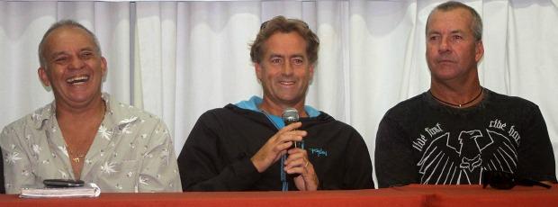 Surfe Daniel Friedman Tom Curren Gary Elkerton  (Foto: Pedro Monteiro)