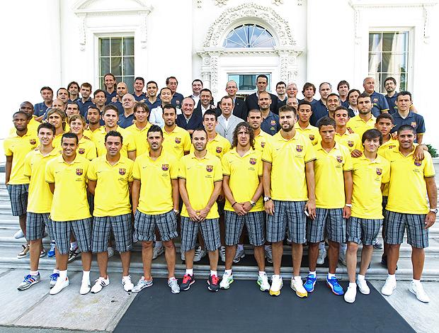 Barcelona Casa Branca (Foto: Reprodução)