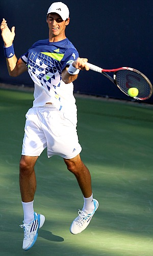 Thomaz Bellucci derrota Alex Bogomolov Jr. ATP 250 Los Angeles (Foto: Getty Images)
