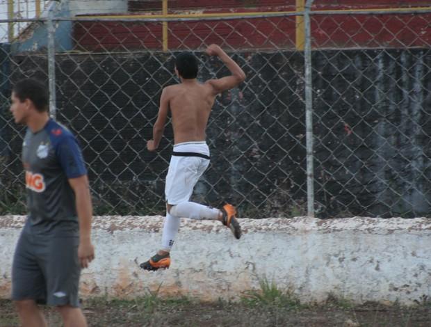 Gabriel, Seleção Sub-20 (Foto: Cahê Mota / Globoesporte)