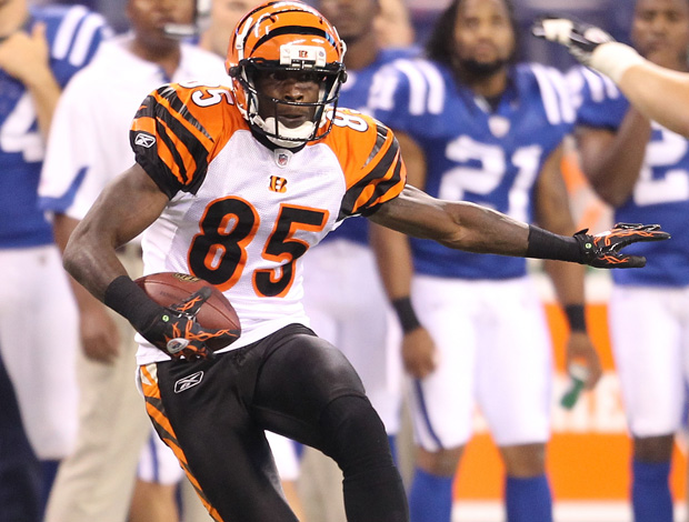 nfl Chad Ochocinco Cincinnati Bengals (Foto: Agência Getty Images)