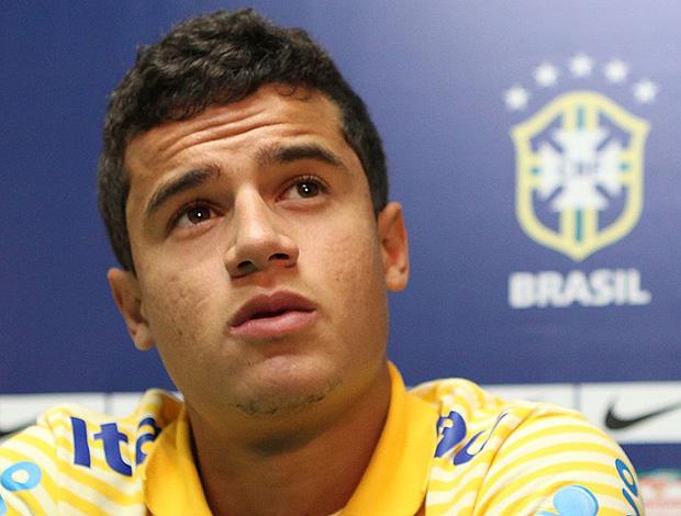 Philipe Coutinho Seleção Sub-20 (Foto: Rafael Ribeiro / CBF)