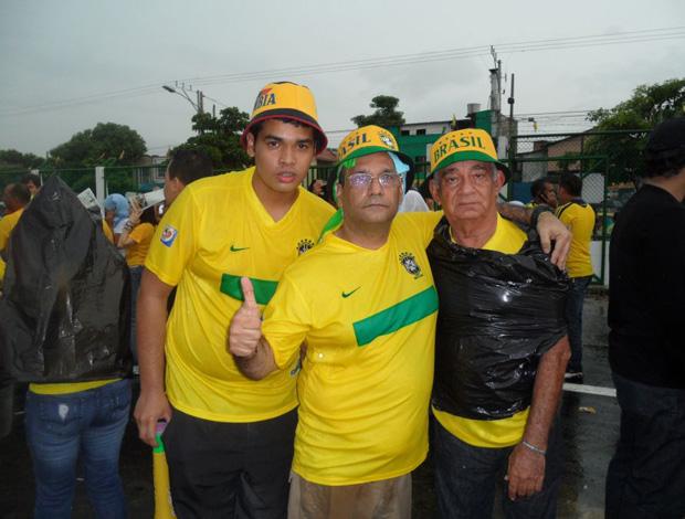brasil x egito mundial sub 20 (Foto: Victor Canedo/Globoesporte.com)