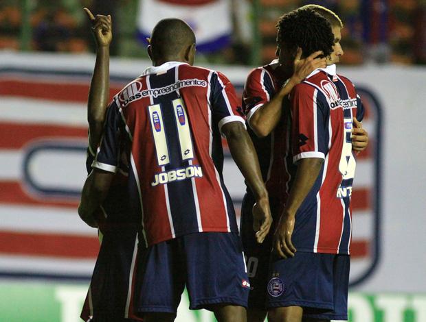 bahia x figueirense gol (Foto: Agência Estado)