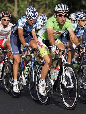Edgardo Simon, ainda com a camisa verde (Foto: Tony Andrea / FOTOCOM.NET)