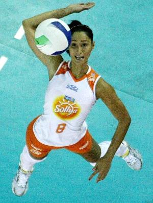 Jaqueline, jogadora do Osasco (Foto: Divulgação)