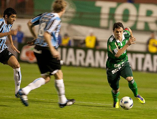 Kleber Palmeiras x Grêmio (Foto: Ag. Estado)