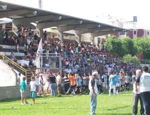 Estádio José Olívio Soares, em Itapemirim (ES) (Foto: Divulgação/Clube Atlético Itapemirim)
