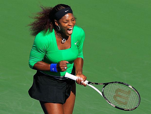 Serena Williams tênis Toronto 2r (Foto: Getty Images)