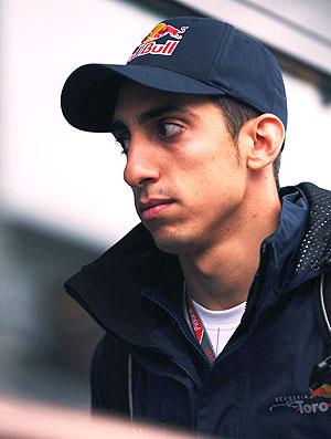 Sebastien Buemi, piloto da STR (Foto: Getty Images)