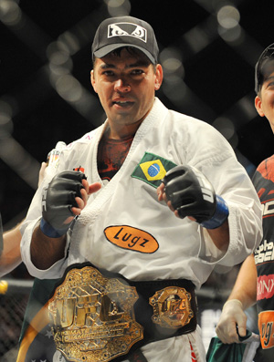 Lyoto Machida ufc (Foto: Getty Images)