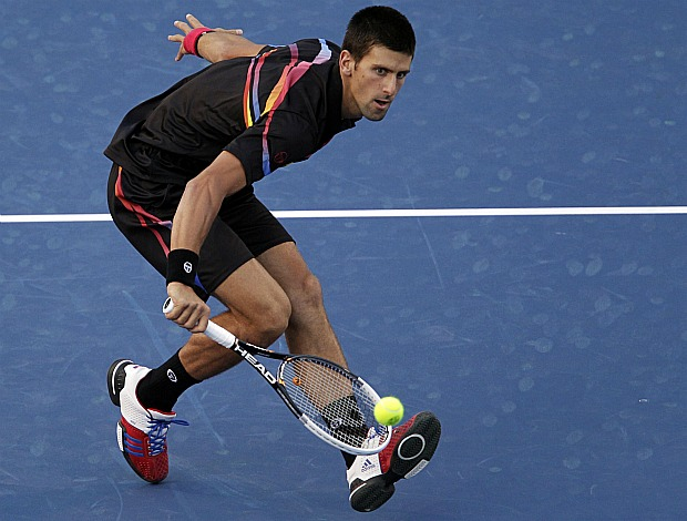 Djokovic vai às oitavas de final em Cincinnati
