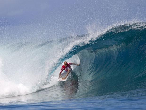 surfe  kelly slater taiti (Foto: Divulgação / ASP)