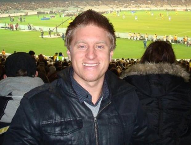 Ryan Zico-Black, jogador de futebol amador (Foto: Divulgação)