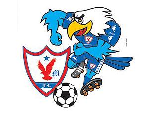 mascote do Águia de Marabá (Foto: Divulgação)
