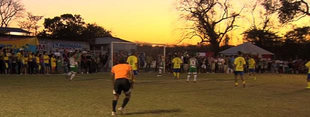 Campeonato Feirantes (Foto: Reprodução/TVCA)
