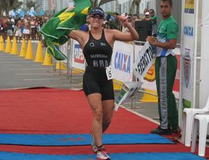 Pâmella Oliveira, triatlo (Foto: Divulgação/Pauta Livre)