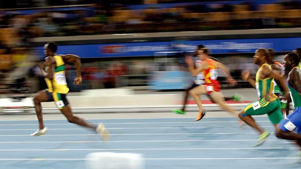 Mundial de Atletismo - Usain Bolt (Foto: AP)