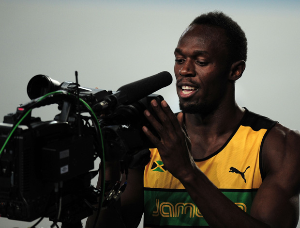 Mundial de Atletismo - Usain Bolt (Foto: Getty Images)