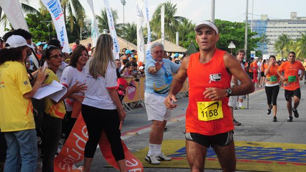 joseilton félix corrida em joão pessoa (Foto: Divulgação)