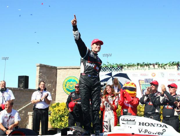 Formula Indy Will Power Gp de Sonoma (Foto: divulgação)