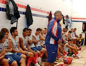 Ademir Fonseca, técnico do Fortaleza (Foto: Divulgação / Fortaleza)