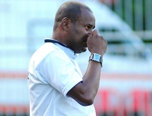 França, técnico do Real Noroeste (Foto: Arquivo/Cedoc/A Gazeta)