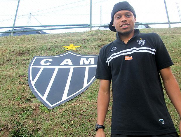 andré atlético-mg (Foto: Richard Souza / Globoesporte.com)