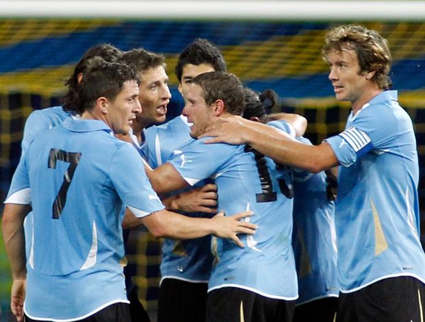 uruguai x ucrânia  (Foto: Reuters)