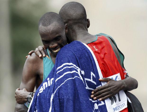 Maratona; Mundial de Atletismo (Foto: Reuters)