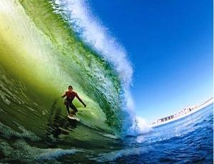 Surfe Mundial Nova York Long Beach (Foto: ASP)