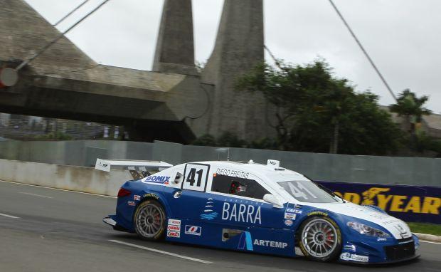 Stock Car: Diego Freitas estreia na etapa de Salvador (Foto: Luca Bassani)