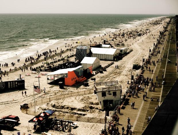 surfe Long Beach Long Island Mundial (Foto: Divulgação/Quiksilver)